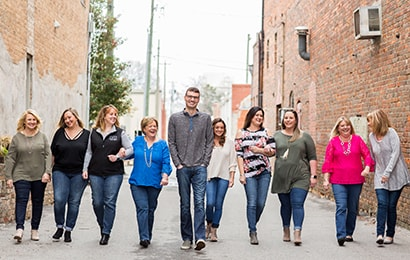 Featured image of the team of Skyblue Orthodontics