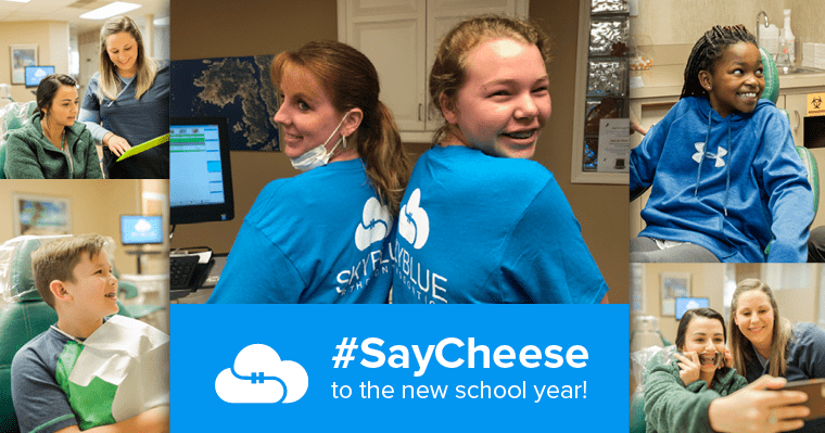 #SayCheese to the new school year